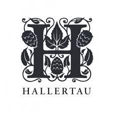 Hallertau brewery logo