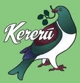 Kereru Beer logo