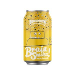 Behemoth - Brain Smiles Hazy Pale Ale