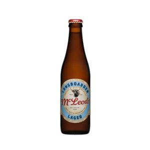 McLeod's Brewery - Longboarder Lager