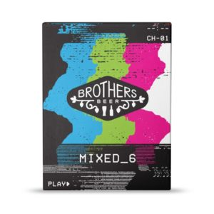 Brothers Beer - Mixed 6