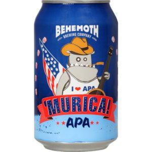 Behemoth - Murica APA
