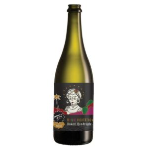 North End - Specialty Rhum Visitation French Style Belgian Quadruple