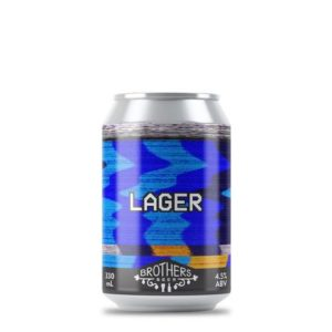 Brothers Beer -Lager