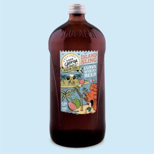 Good George - Island Sling Guava Wheat Beer