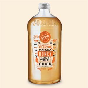 Good George - Manuka Honey and Ginger Cider