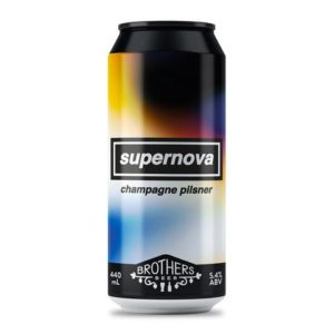 Brothers Beer - Supernova