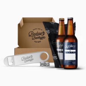 Badass Fathers Day Gift Box