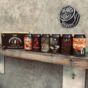 Searchlight Mix beer case