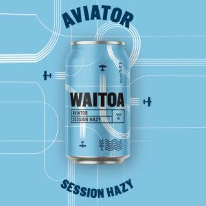 Waitoa Hazy Session - Aviator